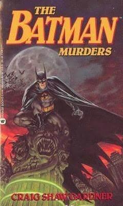 The Batman Murders by Craig Shaw Gardner
