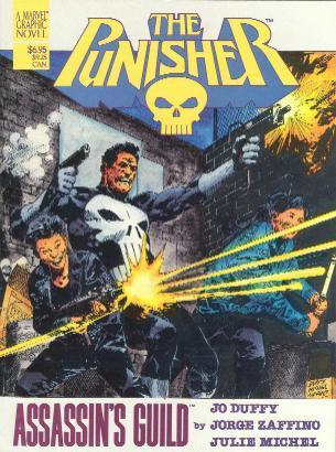 The Punisher: Assassin's Guild