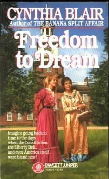 Freedom to Dream by Cynthia Blair