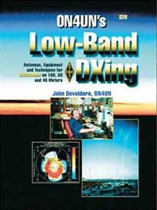 ON4UN's Low Band DXing by John Devoldere