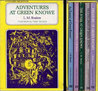 Adventures at Green Knowe by L.M. Boston