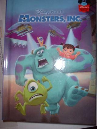 Disney Pixar - Monsters, Inc.