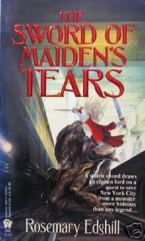 The Sword of Maiden Tears cover