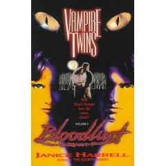 Bloodlust PDF FB2 por Janice Harrell 978-0061062469