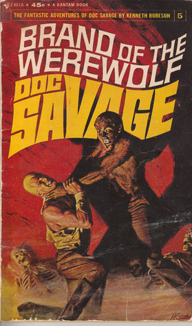 Brand of the werewolf doc savage 5 by kenneth robeson 4917442 fandeluxe Images