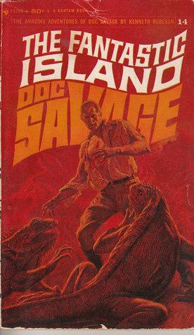 The Fantastic Island (Doc Savage #14)