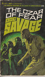 The Czar Of Fear (Doc Savage, #22)