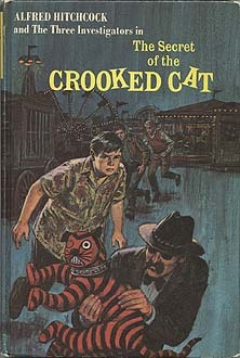 The Secret of the Crooked Cat by William Arden