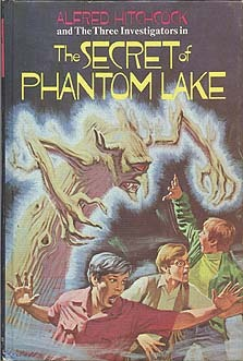 The Secret of Phantom Lake by William Arden