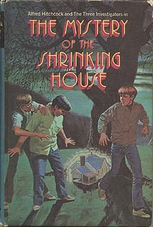 Ebook The Mystery of the Shrinking House by William Arden PDF!
