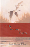 To Fly without Hurry