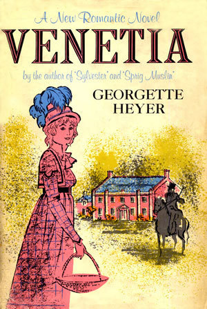 Ebook Venetia by Georgette Heyer DOC!