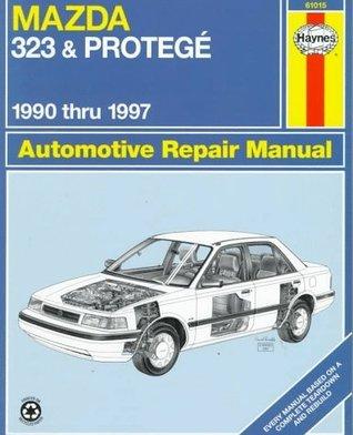 Mazda 323 & Protege: Automotive Repair Manual