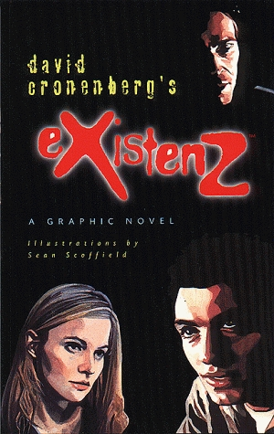 Existenz by David Cronenberg
