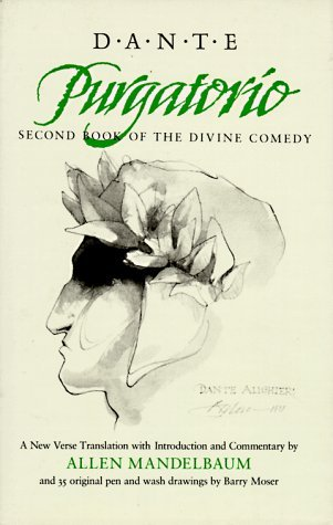Purgatorio: Second Book of the Divine Comedy