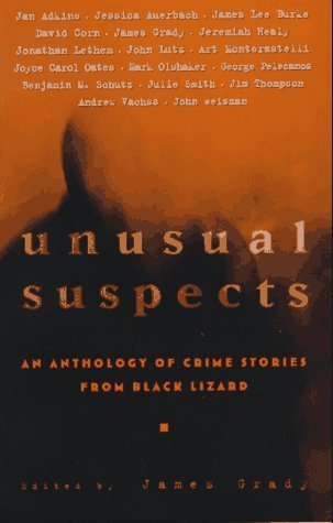 Unusual Suspects by James Grady