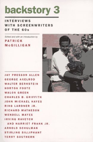 Backstory 3: Interviews With Screenwriters of the 1960s