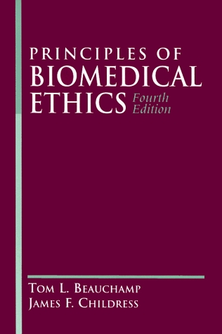 Principles of biomedical ethics by tom l beauchamp fandeluxe