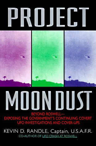 Project Moon Dust: Beyond Roswell
