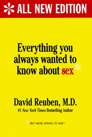 All you need to know about sex
