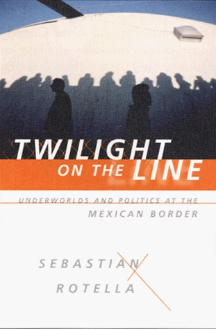 Twilight on the Line by Sebastian Rotella