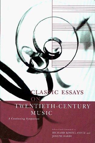 classic essays