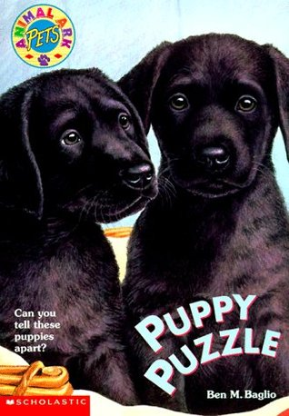 Puppy Puzzle (Animal Ark Pets, #1)