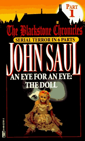 An Eye for an Eye by John Saul