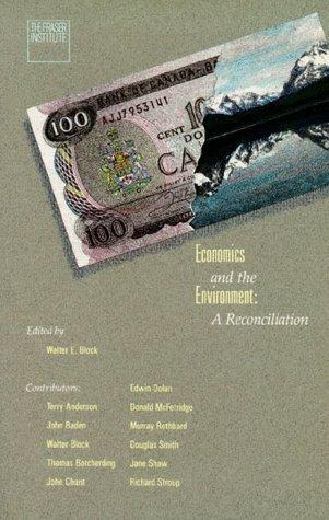Economics And The Environment: A Reconciliation