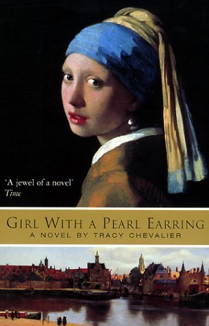 Image result for girl with a pearl earring chevalier