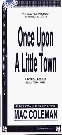 Once Upon A Little Town