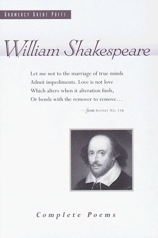 William Shakespeare: Complete Poems