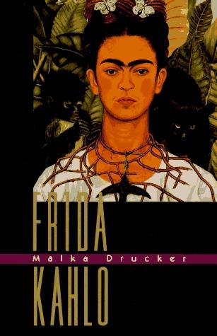 Frida Kahlo by Malka Drucker