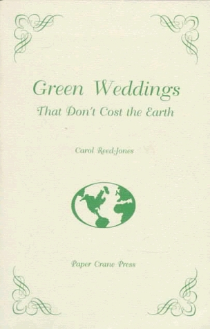 Green Weddings That Don't Cost the Earth