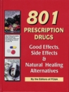 801 Prescription Drugs, Good Effects, Side Effects & Natural Alternatives