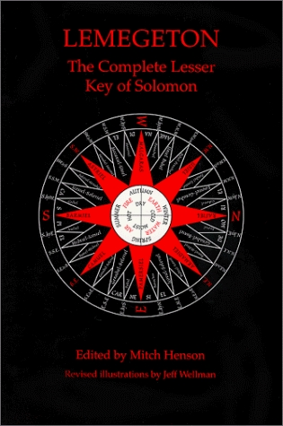 Lemegeton - The Complete Lesser Key of Solomon