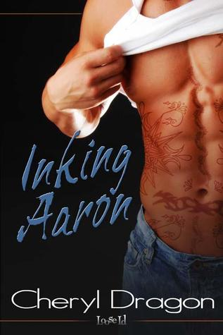 Inking Aaron by Cheryl Dragon
