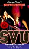 Kiss of the Vampire (Sweet Valley University Thriller, #3)