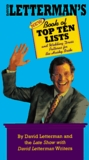 David Letterman's Book of Top Ten Lists: and Wedding Dress Patterns for the Husky Bride (David Letterman's Book of Top Ten Lists)