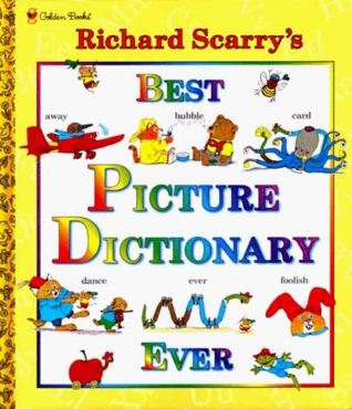 Richard Scarry's Storybook Dictionary (A Golden Book)
