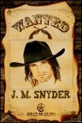 Wanted by J.M. Snyder