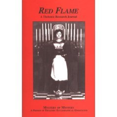 Mystery of Mystery: A Primer of Thelemic Ecclesiastical Gnosticism (Red Flame, Vol. 2)