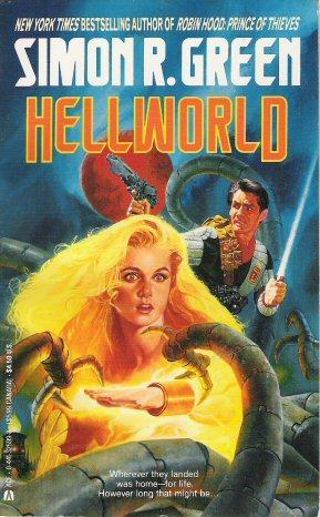 Hellworld (Twilight of the Empire, #3)