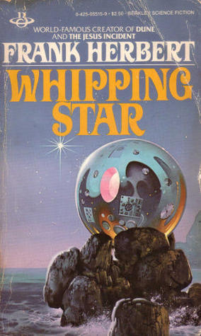 Whipping Star (ConSentiency Universe, #1)
