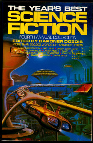 The year's best science fiction: fourth annual collection by Gardner Dozois