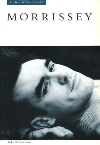 Morrissey by John Robertson