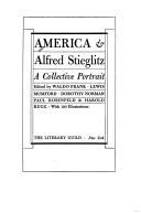 America & Alfred Stieglitz - A collective Portrait