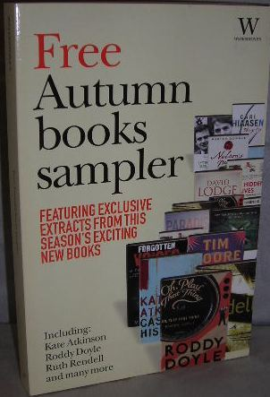 Waterstone's Autumn Books Sampler.
