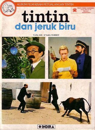 Tintin dan Jeruk Biru