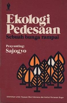 Pdf buku sosiologi pedesaan